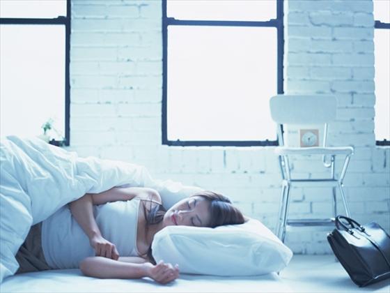 しわと睡眠