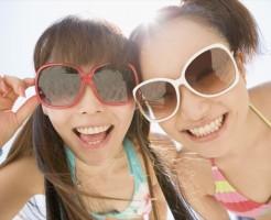紫外線は目に悪影響